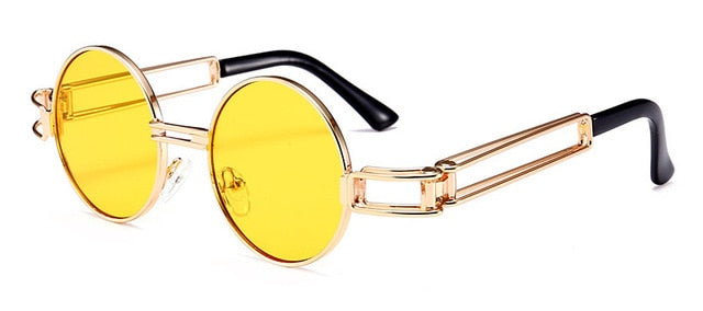 Reiltas - C2 Yellow - Women's Sunglasses - Steampunk Sunglasses - Crissado