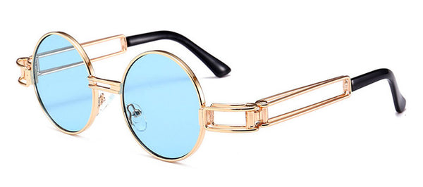 Reiltas - C6 Blue - Women's Sunglasses - Steampunk Sunglasses - Crissado
