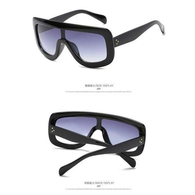 GELLER - colour 1 - Unisex Sunglasses -  - Crissado