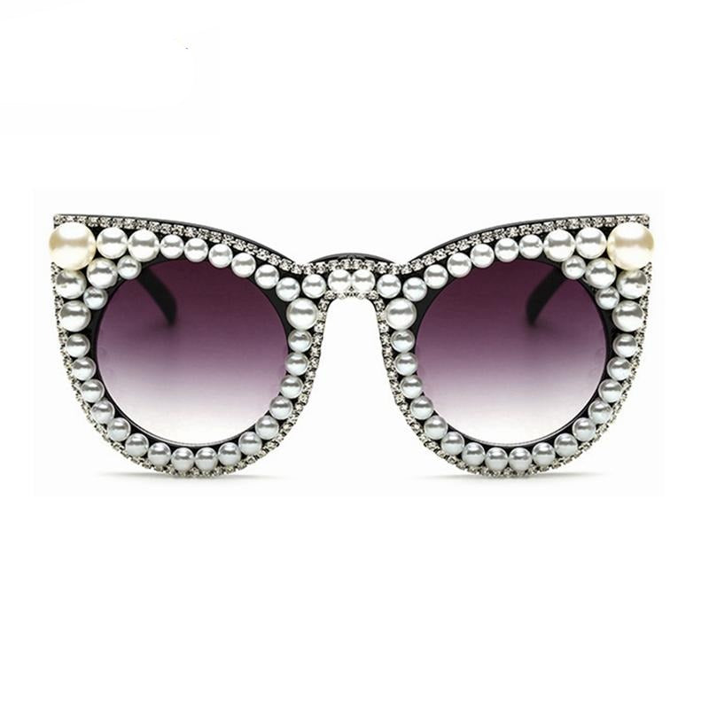 Gertie Sunglasses--Women's Sunglasses-Cat Eye Sunglasses-Lensuit