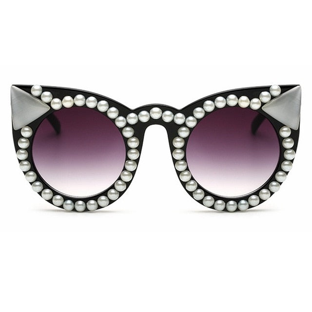 Gertie Sunglasses-No2-Women's Sunglasses-Cat Eye Sunglasses-Lensuit