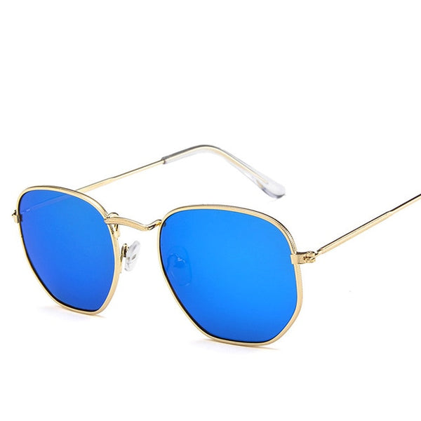 Firefist - MercuryBlue - Men's & Women's Sunglasses - Vintage Sunglasses - Crissado
