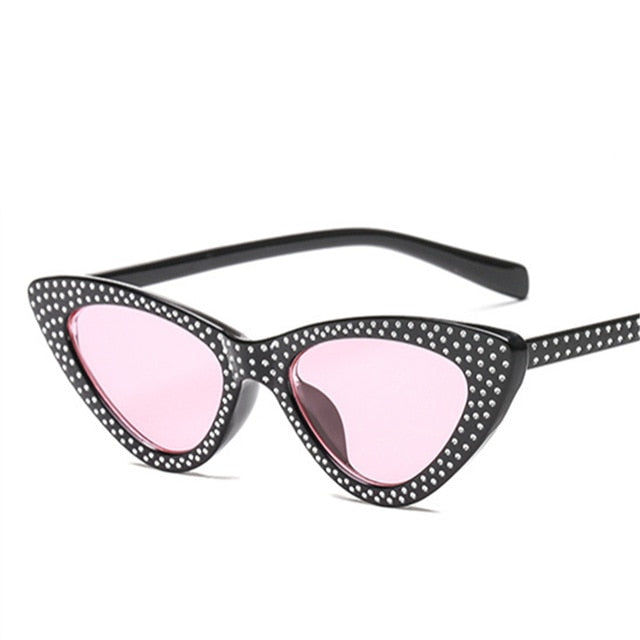 Kiddo - BkPi / as picture - Women's Sunglasses - Cat Eye Sunglasses - Crissado