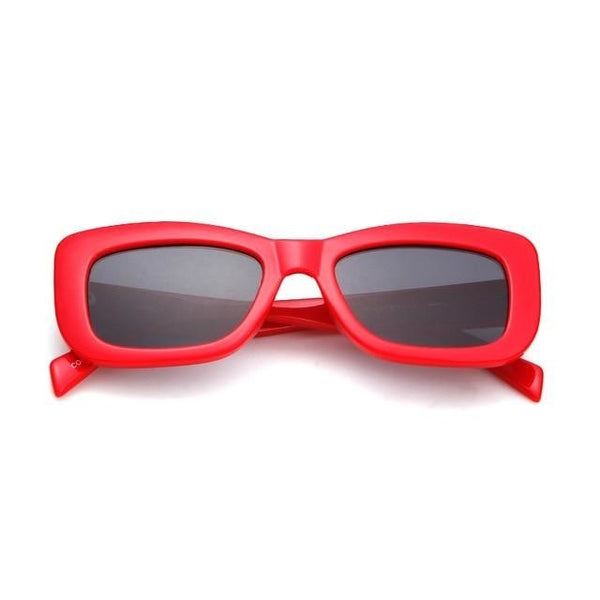 Baker - C4 red - Women's Sunglasses - Vintage Sunglasses - Crissado
