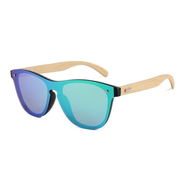 NIGHTCRAWLER - green - Men's & Women's Sunglasses - Wayfarers - Crissado