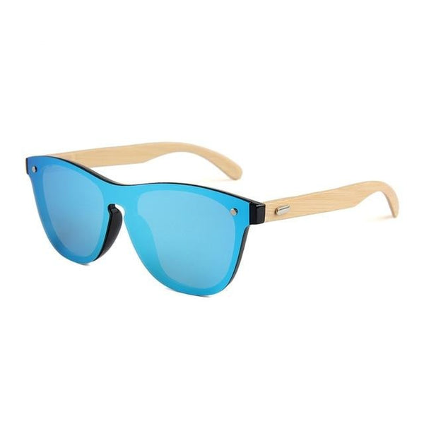 NIGHTCRAWLER - blue - Men's & Women's Sunglasses - Wayfarers - Crissado
