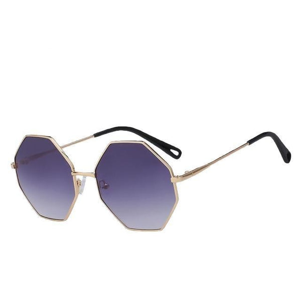 Burder - Black w smoke - Men's & Women's Sunglasses - Round Sunglasses - Crissado