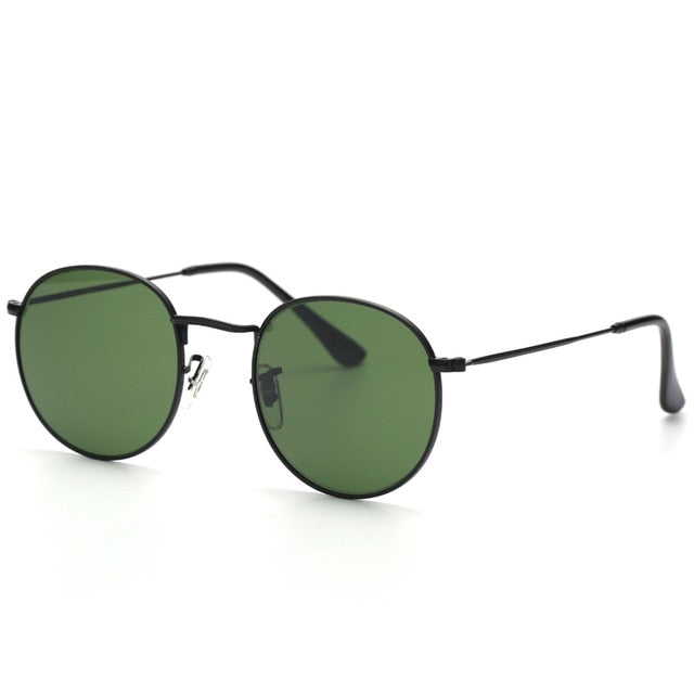 HUDSON HAWK Sunglasses-2-Men's Sunglasses-Round Sunglasses-Lensuit
