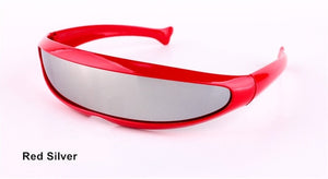 HUFFER Sunglasses-Red Silver / as picture-Men's Sunglasses--Lensuit