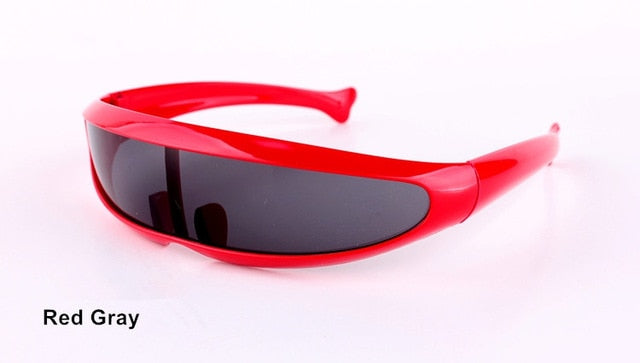 HUFFER Sunglasses-Red Gray / as picture-Men's Sunglasses--Lensuit