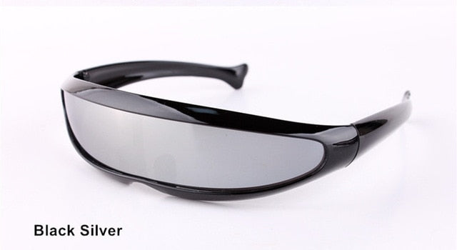 HUFFER Sunglasses-Black Silver / as picture-Men's Sunglasses--Lensuit