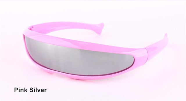 HUFFER Sunglasses-Pink Silver / as picture-Men's Sunglasses--Lensuit