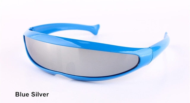 HUFFER Sunglasses-Blue Silver / as picture-Men's Sunglasses--Lensuit