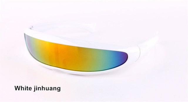 HUFFER Sunglasses-White jinhuang / as picture-Men's Sunglasses--Lensuit