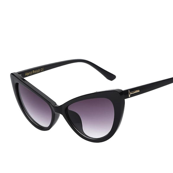 Hexteria -  - Unisex Sunglasses - Cat Eye Sunglasses - Crissado