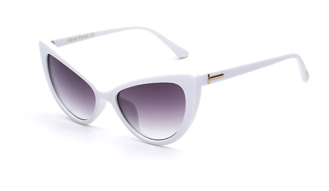 Hexteria Sunglasses-C3 White-Lensuit-Cat Eye Sunglasses-Lensuit