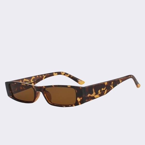 Qerrassa - Leopard w brown - Women's Sunglasses -  - Crissado