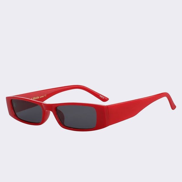 Qerrassa - Red w black - Women's Sunglasses -  - Crissado
