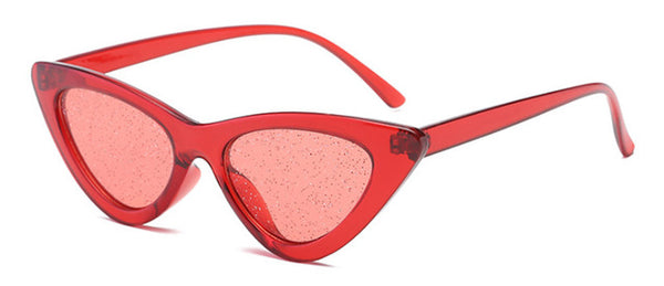Voov - Red - Women's Sunglasses - Cat Eye Sunglasses - Crissado