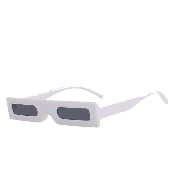 Soostev - White w black - Women's Sunglasses -  - Crissado