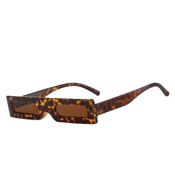 Soostev - Leopard w brown - Women's Sunglasses -  - Crissado