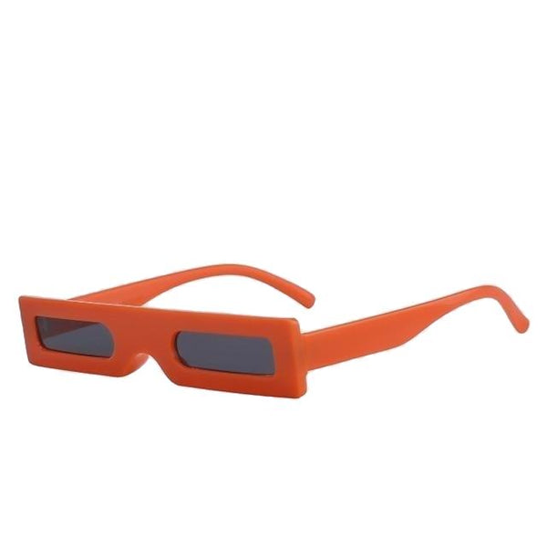 Soostev - Orange w black - Women's Sunglasses -  - Crissado