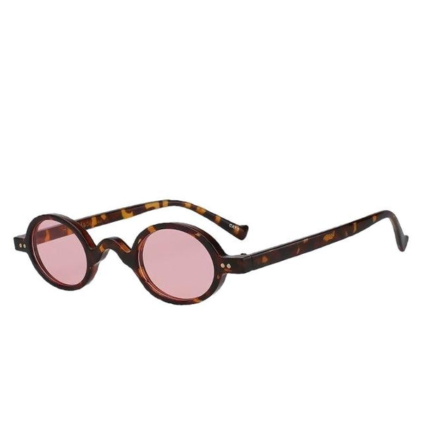 Looplab - Leopard w sea red - Women's Sunglasses -  - Crissado