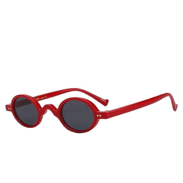 Looplab - Red  w black - Women's Sunglasses -  - Crissado