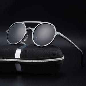 Keeper Sunglasses-Gun General-Men's Sunglasses-Round Sunglasses-Lensuit