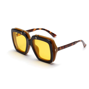Grinner Sunglasses--Women's Sunglasses-Vintage Sunglasses-Lensuit