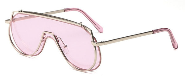 Pandora Sunglasses-Pink-Women's Sunglasses--Lensuit