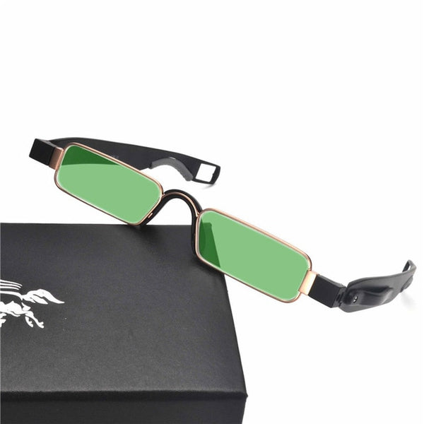 Banshee - green - Men's Sunglasses -  - Crissado