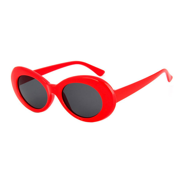 YEAGER - C3 red - Women's Sunglasses - Round Sunglasses - Crissado