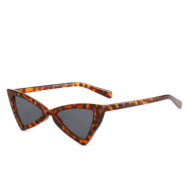 Madeleine - Lgray - Women's Sunglasses - Cat Eye Sunglasses - Crissado