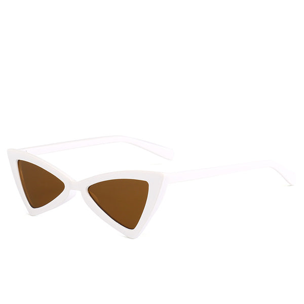 Madeleine - Wtea - Women's Sunglasses - Cat Eye Sunglasses - Crissado