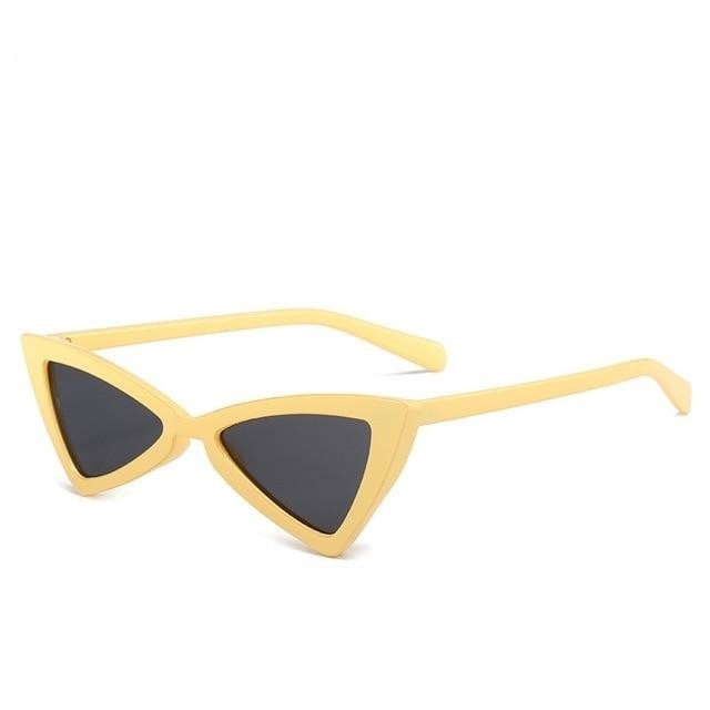 Madeleine - Ygray - Women's Sunglasses - Cat Eye Sunglasses - Crissado
