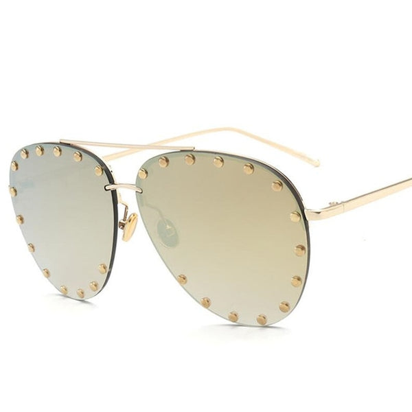 Ravenwood - c4 gold / Multi - Women's Sunglasses -  - Crissado