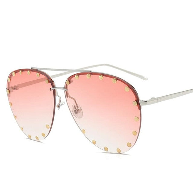 Ravenwood - c7 ocean pink / Multi - Women's Sunglasses -  - Crissado