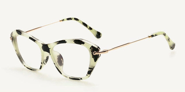 Romet Sunglasses-Zebra-Women's Sunglasses-Cat Eye Sunglasses-Lensuit