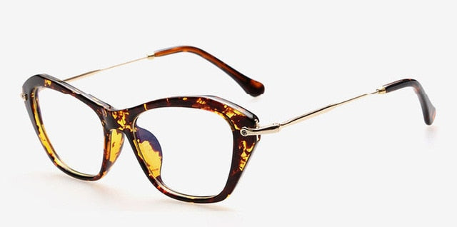 Romet Sunglasses-Leopard-Women's Sunglasses-Cat Eye Sunglasses-Lensuit