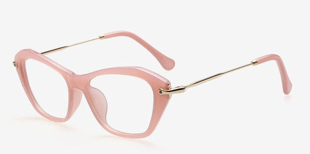 Romet Sunglasses-Jelly Pink-Women's Sunglasses-Cat Eye Sunglasses-Lensuit