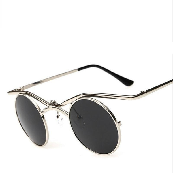 Djeng -  - Men's Sunglasses - Round Sunglasses - Crissado