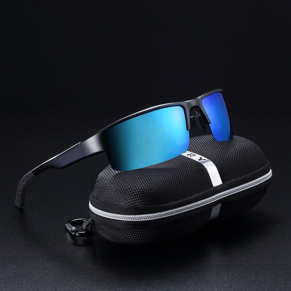 Scavenger - Blue - Men's Sunglasses - Celebrity Sunglasses - Crissado