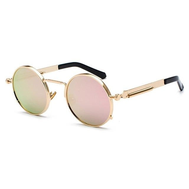 BUBBA - rose gold / as shown in photo - Men's Sunglasses - Steampunk Sunglasses - Crissado