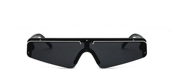 Moonracer Sunglasses-Black All Grey White-Men's Sunglasses--Lensuit