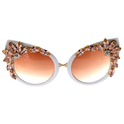 Tramell -  - Women's Sunglasses - Cat Eye Sunglasses - Crissado