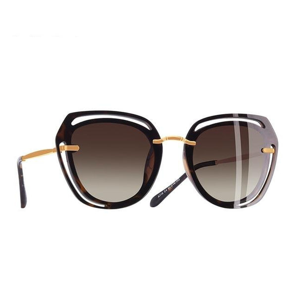OLIVE - C4Brown - Women's Sunglasses -  - Crissado
