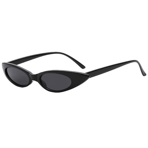 Lilo - Black - Women's Sunglasses - Cat Eye Sunglasses - Crissado