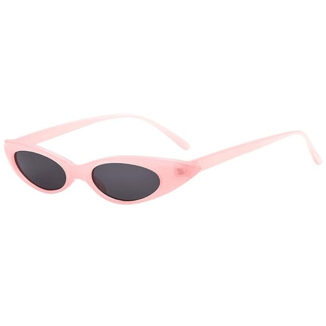 Lilo - Pink - Women's Sunglasses - Cat Eye Sunglasses - Crissado