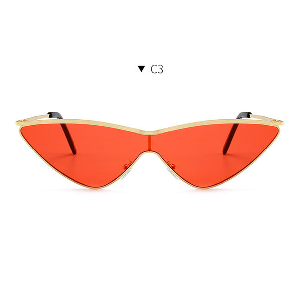Curmudgeon - C3 - Women's Sunglasses - Cat Eye Sunglasses - Crissado